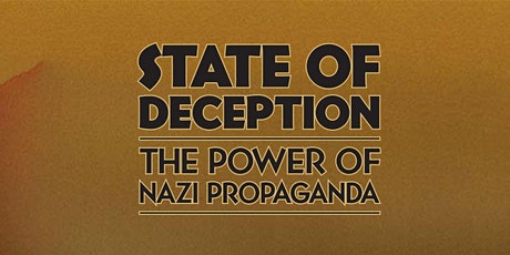 Media & the Holocaust: how propaganda fueled antisemitism then and now Tickets