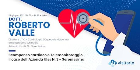 Scompenso cardiaco e Telemonitoraggio. Il caso dell'Azienda Ulss N. 3 biglietti