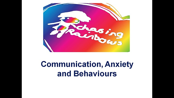 Skills and Strategies for Parent Carers: Behaviour as Communication image