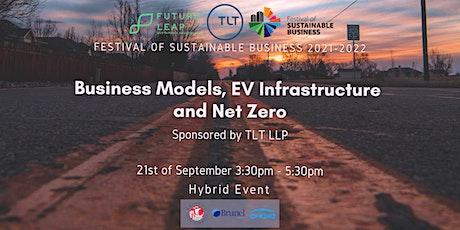 Business Models, EV Infrastructure and Net Zero [Conference FoSB 2021-2022] billets