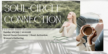 Soul-Circle Connection tickets