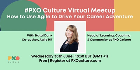 How to Use Agile to Drive Your Career Adventure tickets