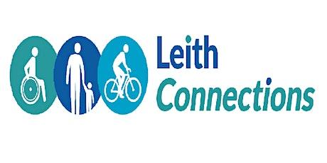 Leith Connections LTN public co-design workshop 2 tickets