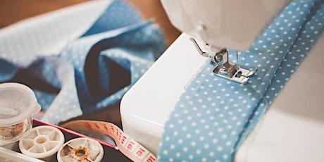 Holiday Sewing Club (9+yrs) tickets