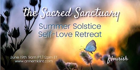 Summer Solstice Self-Love Retreat tickets
