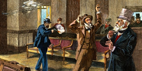 Meeting Demise in DC: A Morbid Tour of Some Assassinations & Attempts tickets