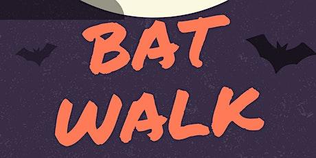 Bat Walk with 4-H tickets
