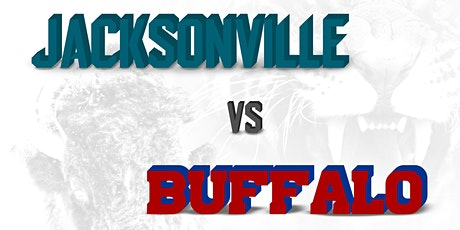 Jacksonville vs Buffalo All-Inclusive Tailgate Experience tickets