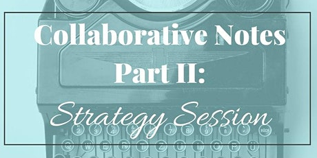 Collaborative Notes  Part 2: Confidence-Building Session tickets