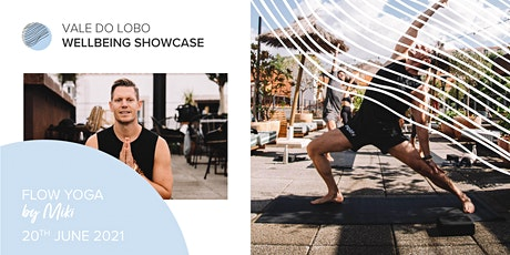 Flow yoga with Miki tickets