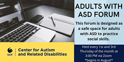 Adults with ASD Forum