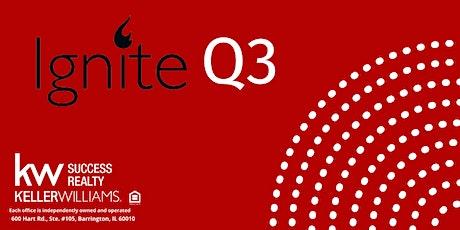 Ignite Quarter 3 In-Person tickets