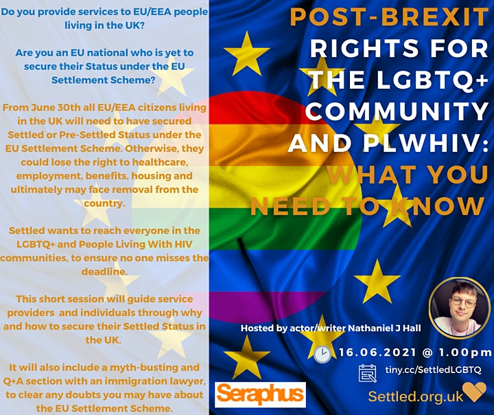 Post-Brexit Rights for the LGBTQ+ community and PLWHIV: What you need to kn image