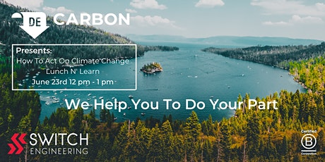 How to Act on Climate change tickets