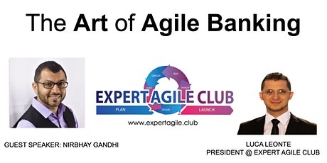 The Art of Agile Banking tickets