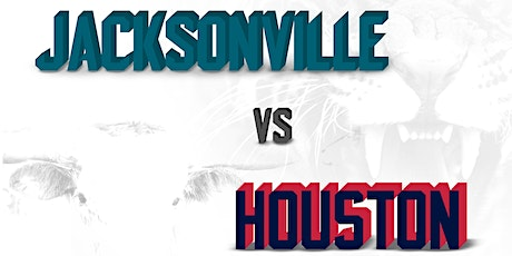 Jacksonville vs Houston All-Inclusive Tailgate Experience tickets
