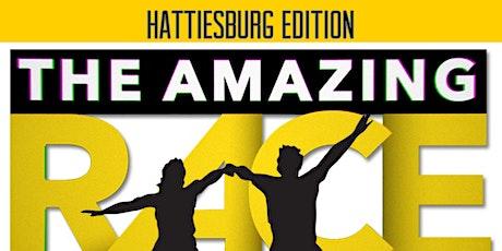 Amazing Race Hattiesburg: Couples Edition tickets