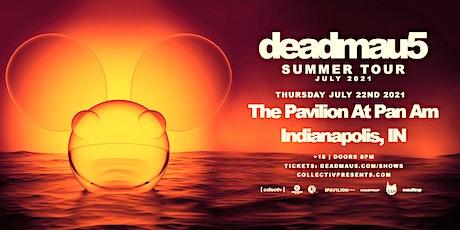 deadmau5 at the Pavilion tickets