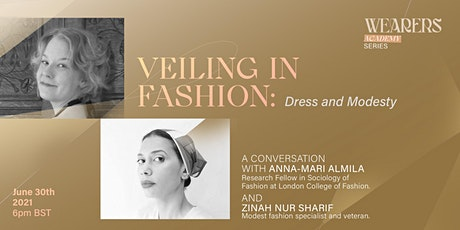 Veiling in Fashion: Dress and Modesty tickets