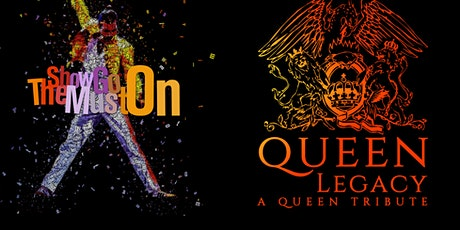 Queen Tribute: Queen Legacy at Legacy Hall tickets
