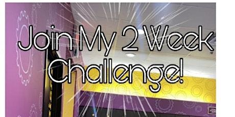 2 Week Transformation Challenge tickets