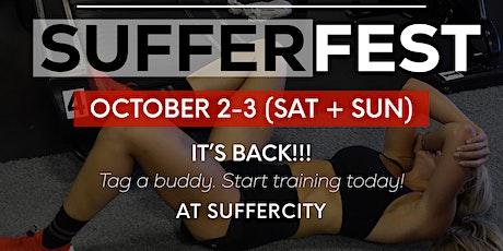 SufferFest tickets