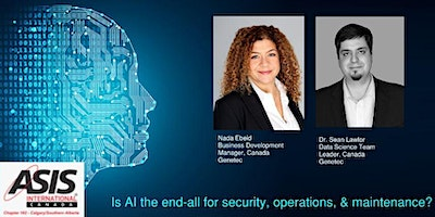 Virtual Session – Is AI the end-all solution for Security?