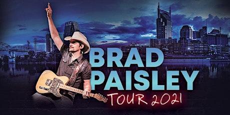 Brad Paisley - 1 Night of Camping tickets