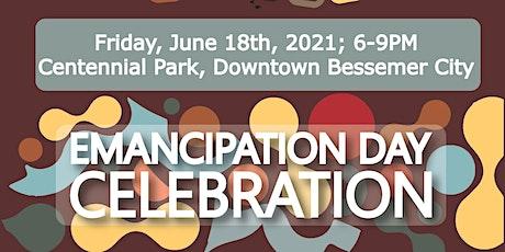 Bessemer City 3rd Annual Juneteenth Festival tickets