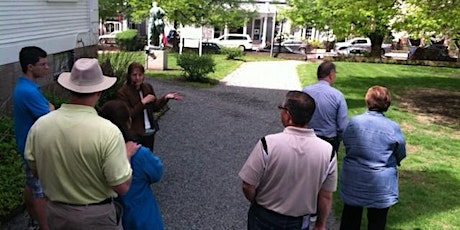 Linden Place's Slave Trade History Walking  Talk & Tour tickets