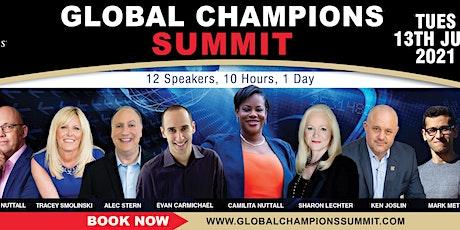 Global Champions Summit tickets