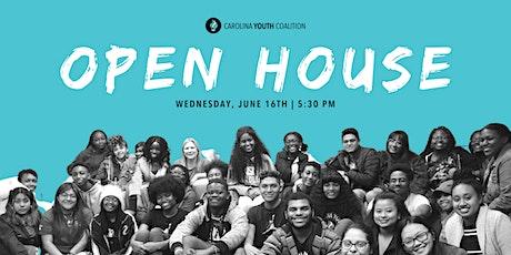 CYC  Summer Open House tickets