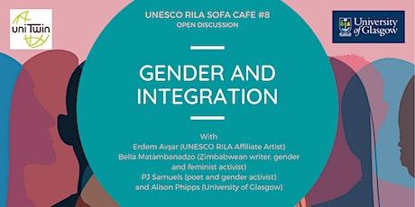 UNESCO RILA Sofa Café #8 - Gender and Integration tickets