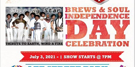 Independence Day Concert - Tribute to Earth, Wind & Fire tickets