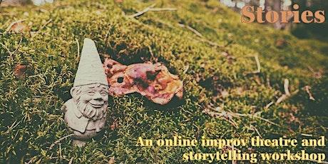 Improvised Folklore Stories tickets