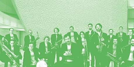 Festival Entre Cidades — Orquestra Jazz Matosinhos & Manel Cruz bilhetes