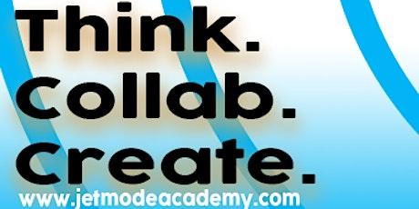 JET Mode Media Academy Virtual Mixer: Mentors Needed tickets