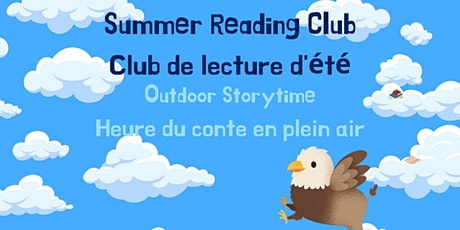 SRC outdoor storytime / CLE heure du conte dehors tickets