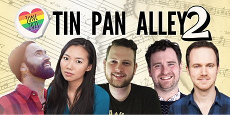 Tin Pan Alley 2 Concert Series: June 2021 edition tickets