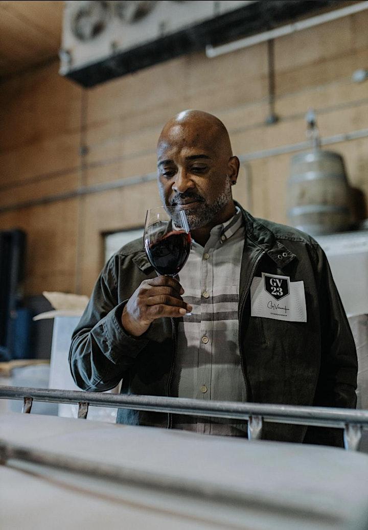 Greg Vaughn's 23 Wines Bottle Signing Event image