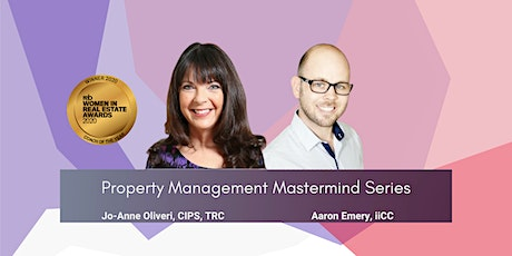 Property Management Mastermind Series - BACC Airport tickets