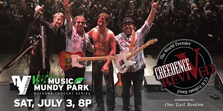 CREEDENCE REVIVED Music in Mundy Park Outdoor Concert tickets