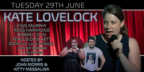 Late Stage Comedy with headliner Kate Lovelock tickets