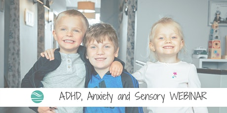 An ADHD, Anxiety and Sensory Workshop tickets