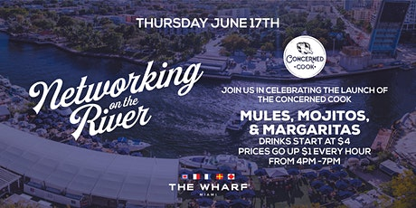 Networking on the River at The Wharf Miami - Food Industry Professionals tickets