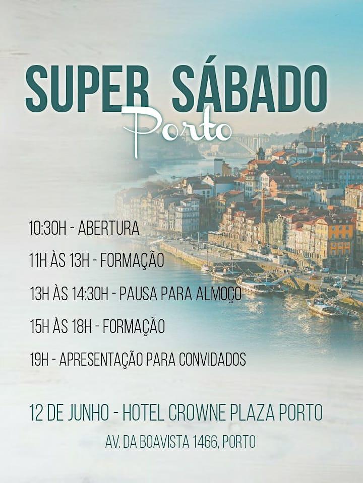imagem Super Sábado Porto