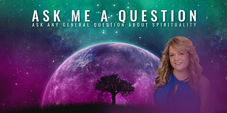 Ask me a Question – FREE EVENT tickets