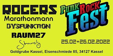 PunkRockFest Kassel Tickets