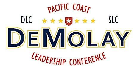 2021 Pacific Coast DeMolay Leadership Conference - DLC/SLC tickets