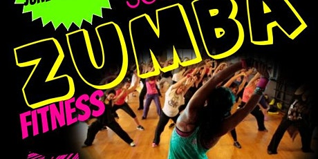 In-Person Zumba Class Sign-up tickets